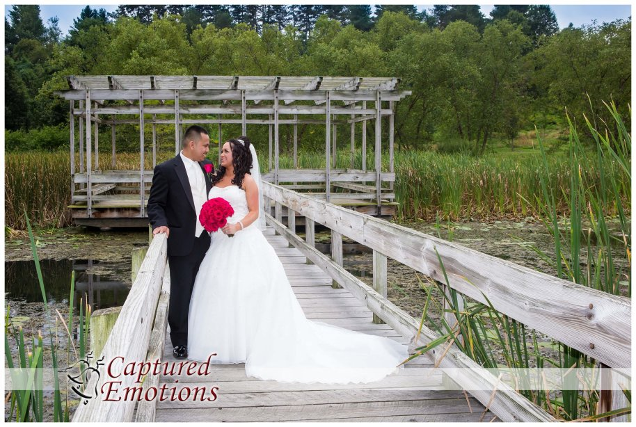 Six Mile Creek Wedding
