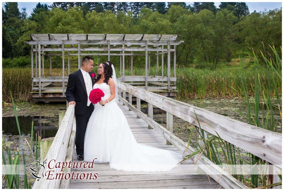 Six Mile Creek Wedding